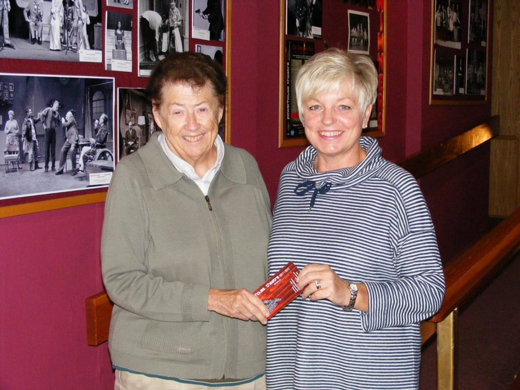 Season Ticket Winner Bev Mifflin
