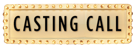 Casting Call Marquee